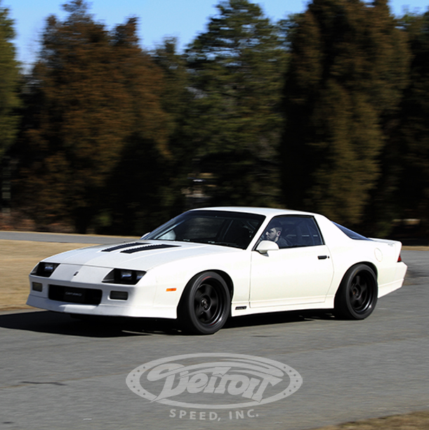 Pro Touring 3rd Gen Camaro >> Could it be another Detroit Speed Test Car?   Detroit Speed